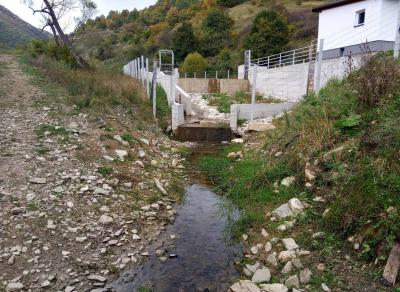 Vodozahvat MHE Zaseljački potok