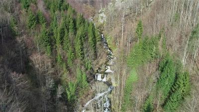 Trasa cjevovoda MHE Duboki Potok 2