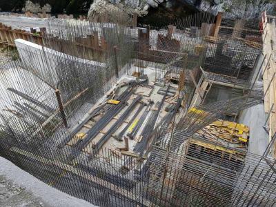 Gradnja MHE Bočac 2