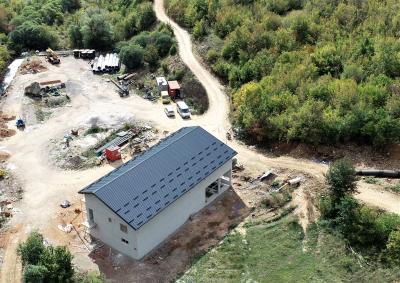 Gradnja MHE Hotovlje