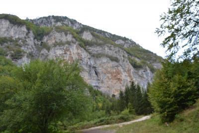 Kanjon Jezernice
