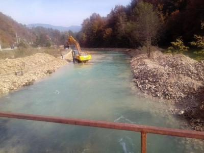 Početak gradnje mHE Glavica / foto: fb