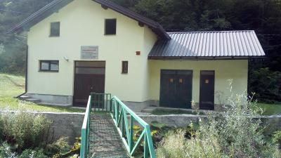 Strojara MHE Duboki potok