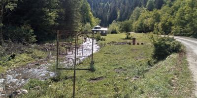Rijeka Bunta iznad sela Kordići
