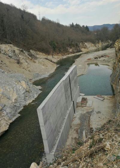 Gradnja MHE Kotor Varoš