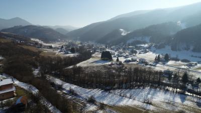 Rijeka Željeznica - Lužine    foto: Robert O.