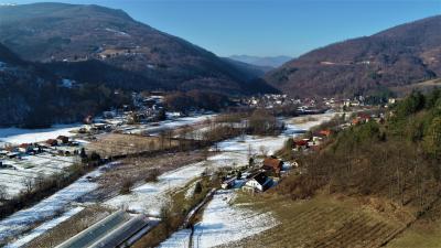 Rijeka Željeznica - Bakovići    foto: Robert O.