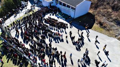 Protesti protiv gradnje MHE u dolini Neretvice