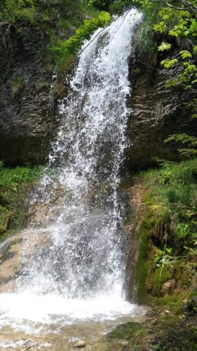 """Vodopad na """"Crnim virovima"""""""