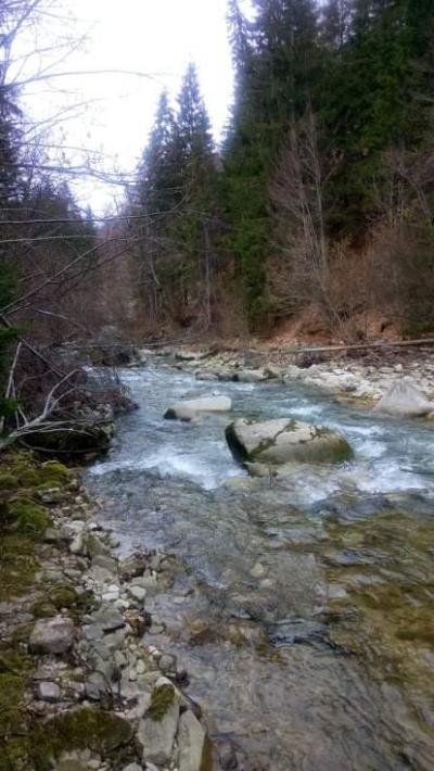 Gornji tok rijeke Ugar