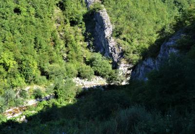 Stijene po kojima je MHE dobila ime